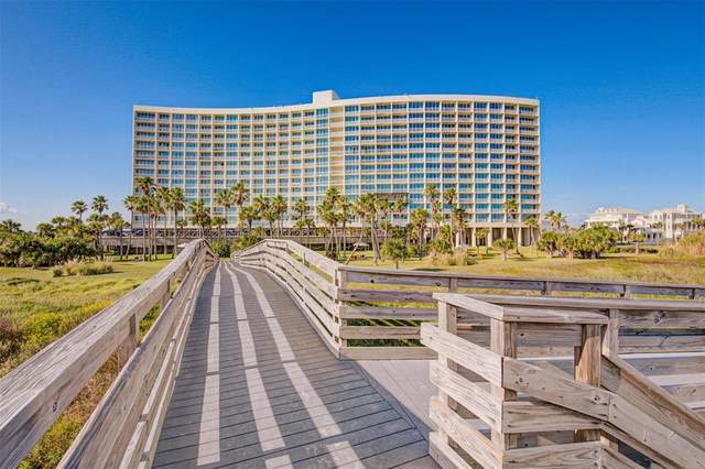 1401 E Beach Drive #109, Galveston, TX 77550 (MLS #14486156) :: Real Estate By Design