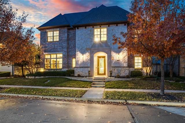 1804 Saint Philip Avenue, Southlake, TX 76092 (MLS #14486190) :: Real Estate By Design