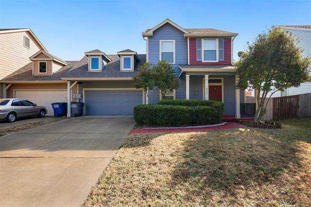 823 Greene Way, Wylie, TX 75098 (MLS #14486203) :: The Mauelshagen Group