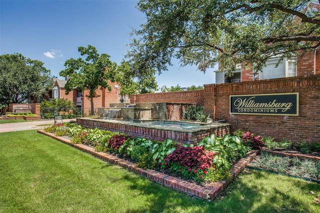 12660 Hillcrest Road #8205, Dallas, TX 75230 (MLS #14486325) :: EXIT Realty Elite