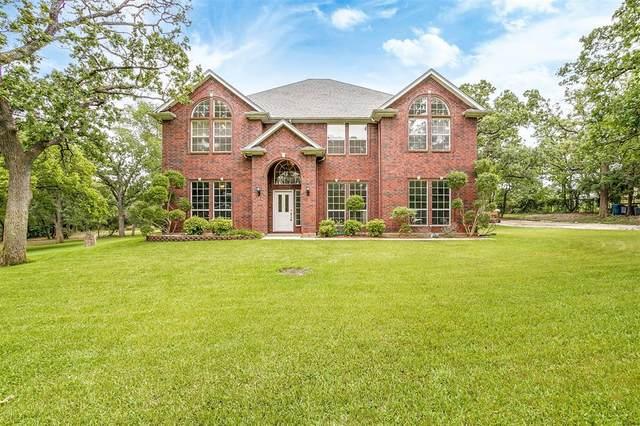 616 Forgotten Lane, Burleson, TX 76028 (MLS #14486341) :: VIVO Realty