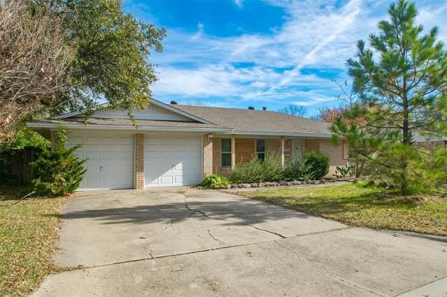 1128 Stanley Street, Denton, TX 76201 (MLS #14486406) :: The Mauelshagen Group