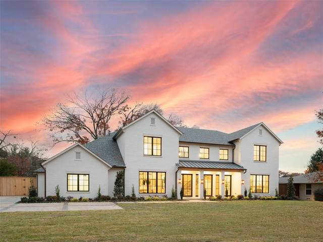 5964 Royal Crest Drive, Dallas, TX 75230 (MLS #14486541) :: The Mitchell Group