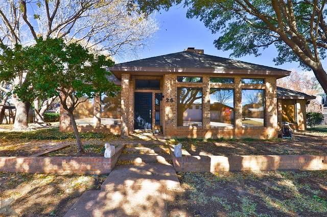 26 Cypress Point Street, Abilene, TX 79606 (MLS #14486558) :: Feller Realty