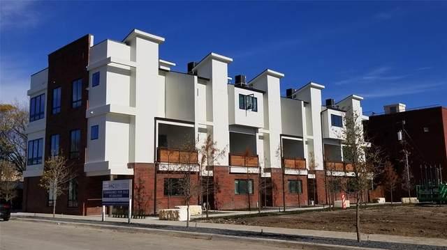 313 College Avenue, Fort Worth, TX 76104 (MLS #14486597) :: The Mauelshagen Group