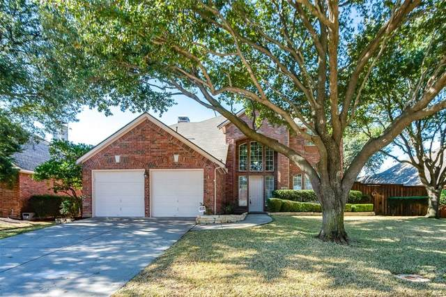 3421 Dorchester Court, Flower Mound, TX 75022 (MLS #14486627) :: Hargrove Realty Group