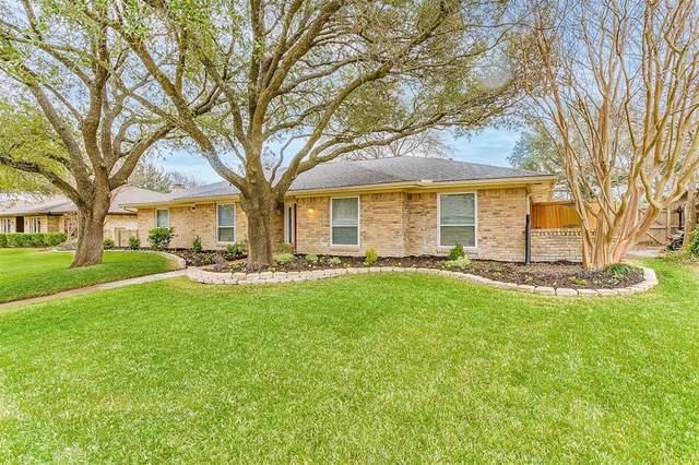 2508 Bluffton Drive, Plano, TX 75075 (MLS #14486676) :: Feller Realty