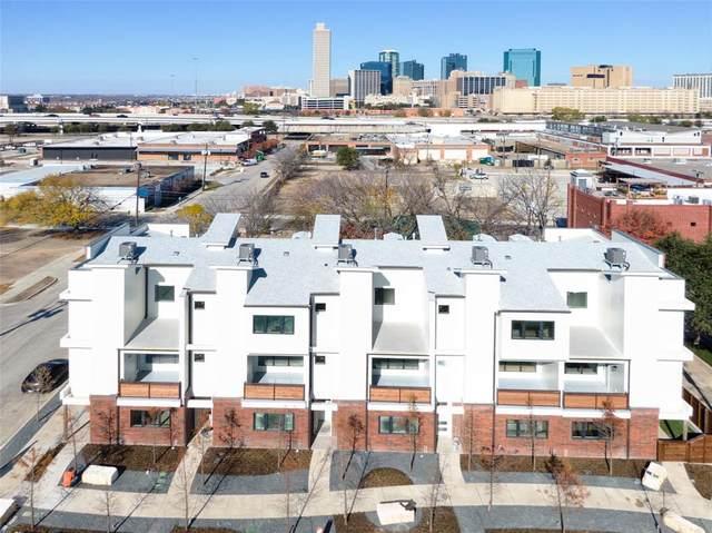 317 College Avenue, Fort Worth, TX 76104 (MLS #14486687) :: The Mauelshagen Group