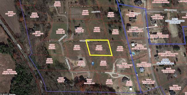 Lot 9 Spring Hill Lane, Sherman, TX 75090 (MLS #14486690) :: Robbins Real Estate Group