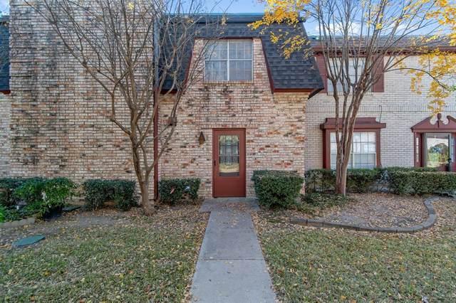 1819 E Grauwyler Road #178, Irving, TX 75061 (MLS #14486706) :: Feller Realty