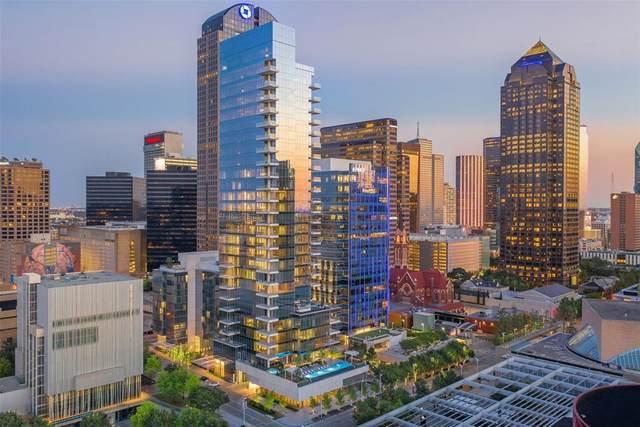 1747 Leonard Street #303, Dallas, TX 75201 (MLS #14486708) :: Real Estate By Design