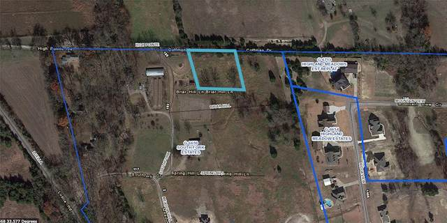 Lot 13 High Pointe Road, Sherman, TX 75090 (MLS #14486719) :: Robbins Real Estate Group