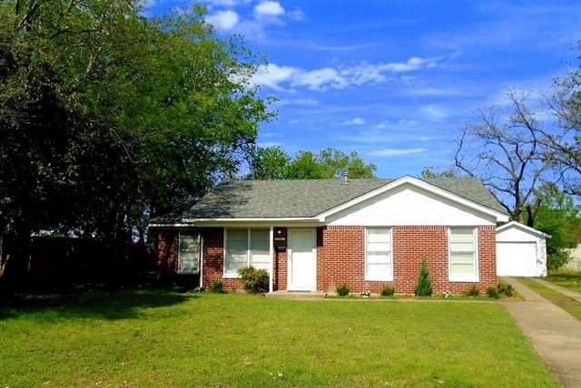 736 Coates Drive, River Oaks, TX 76114 (MLS #14486736) :: Team Tiller