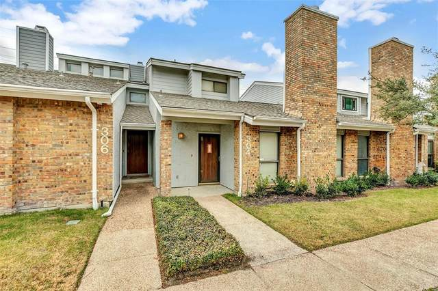 17490 Meandering Way #304, Dallas, TX 75252 (MLS #14486805) :: All Cities USA Realty