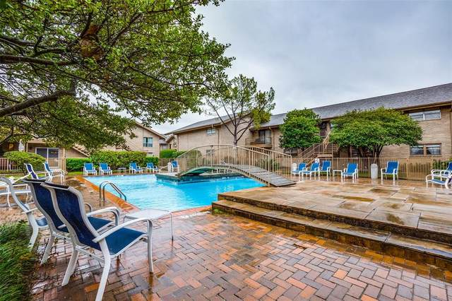 11410 Park Central Place C, Dallas, TX 75230 (MLS #14486926) :: The Mauelshagen Group