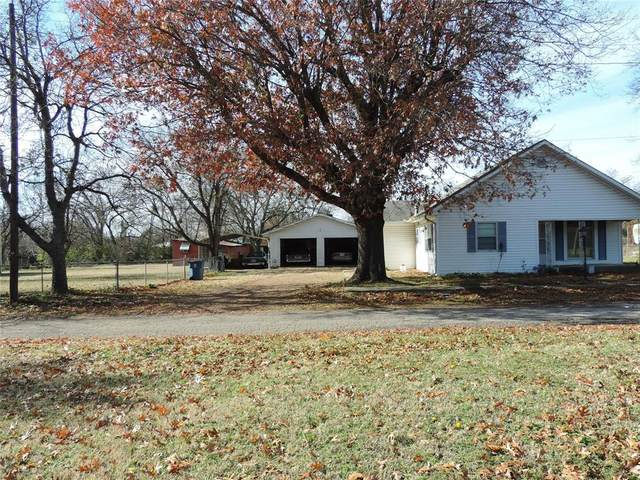 112 S Jackson Street, Ladonia, TX 75449 (MLS #14486973) :: The Kimberly Davis Group