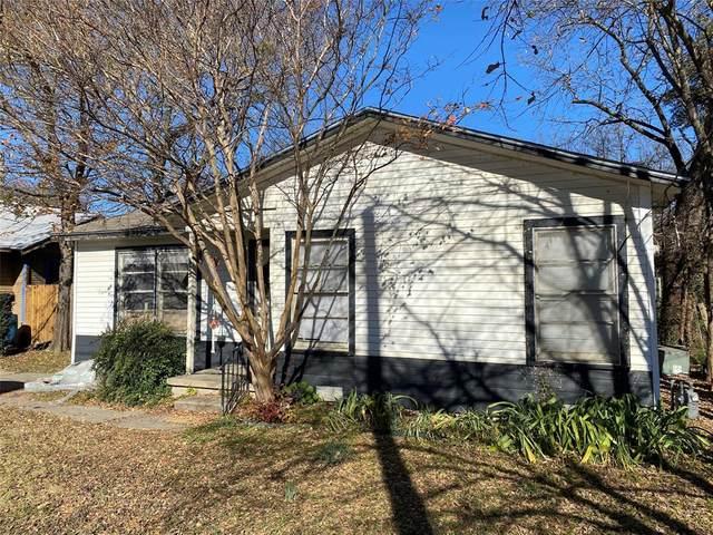 605 Texas Street, Denton, TX 76209 (MLS #14487050) :: The Kimberly Davis Group