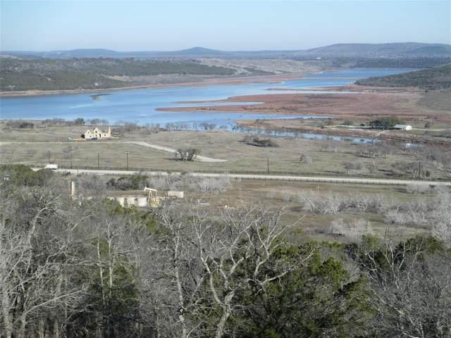 1010 Raven Circle, Possum Kingdom Lake, TX 76449 (MLS #14487197) :: The Krissy Mireles Team