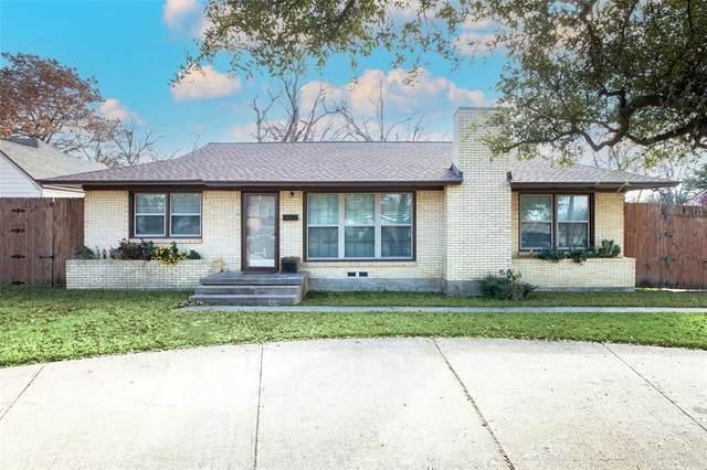 328 E Main Street, Richardson, TX 75081 (MLS #14487231) :: Frankie Arthur Real Estate