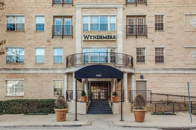 3400 Welborn Street #413, Dallas, TX 75219 (MLS #14487245) :: The Rhodes Team
