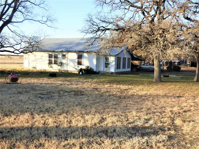 618 County Road 296, Carbon, TX 76435 (MLS #14487254) :: The Mauelshagen Group