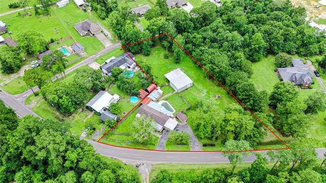 721 W Walton Road, Lumberton, TX 77657 (MLS #14487262) :: Trinity Premier Properties