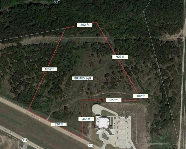 TBD Sh 114, Roanoke, TX 76262 (MLS #14487309) :: Real Estate By Design