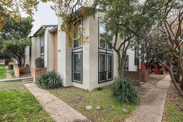 7125 Fair Oaks Avenue #12, Dallas, TX 75231 (MLS #14487426) :: The Kimberly Davis Group