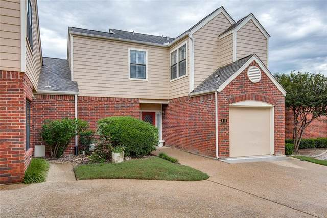 219 Cimarron Trail #3, Irving, TX 75063 (MLS #14487451) :: Maegan Brest | Keller Williams Realty