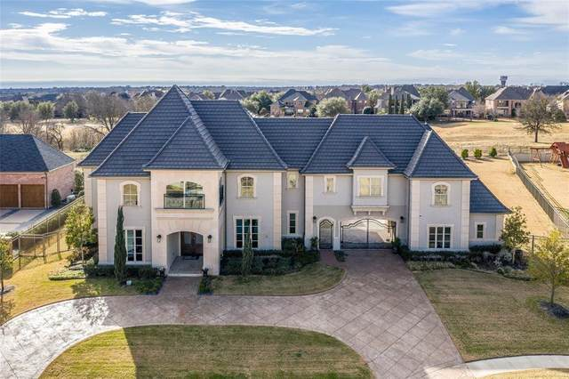 417 Woodlake Drive, Allen, TX 75013 (MLS #14487587) :: The Kimberly Davis Group
