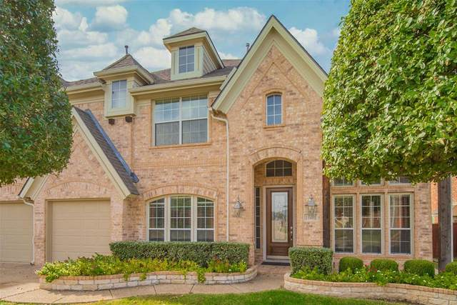 10401 Lakebreeze Road, Irving, TX 75063 (MLS #14487607) :: The Mauelshagen Group