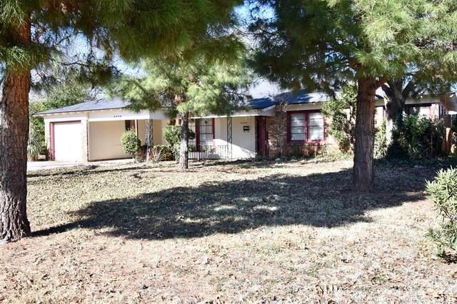4250 Don Juan Street, Abilene, TX 79605 (MLS #14487708) :: Maegan Brest | Keller Williams Realty