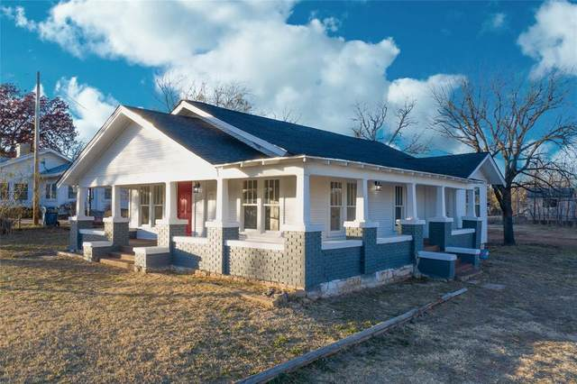 210 W Lindsey Street, Breckenridge, TX 76424 (MLS #14487928) :: Maegan Brest | Keller Williams Realty