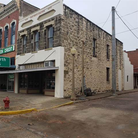 58 W Elm Street, Hillsboro, TX 76645 (MLS #14488069) :: The Kimberly Davis Group