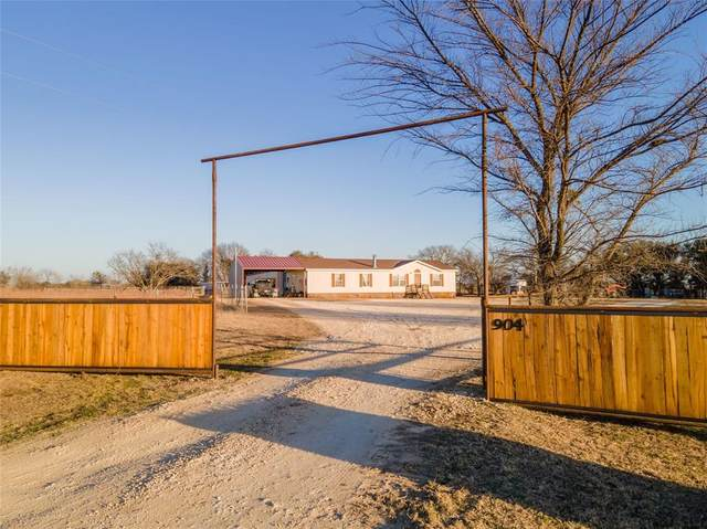 904 County Road 283, Stephenville, TX 76401 (MLS #14488243) :: The Mitchell Group