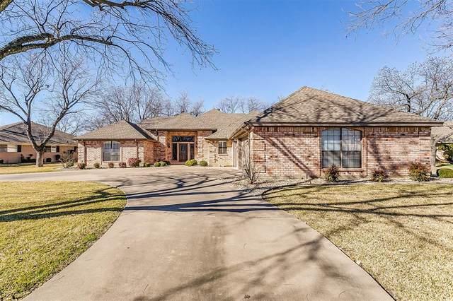 6119 Belvidere Circle, Granbury, TX 76049 (MLS #14488272) :: Premier Properties Group of Keller Williams Realty