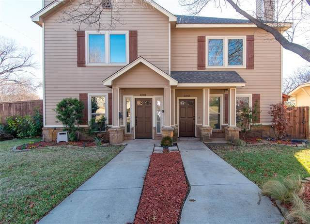 4801 Birchman Avenue, Fort Worth, TX 76107 (MLS #14488427) :: The Chad Smith Team