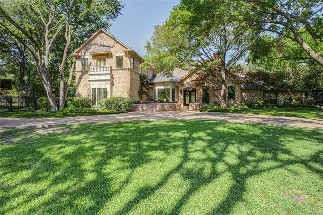14675 Winnwood Road, Addison, TX 75254 (MLS #14488469) :: The Good Home Team