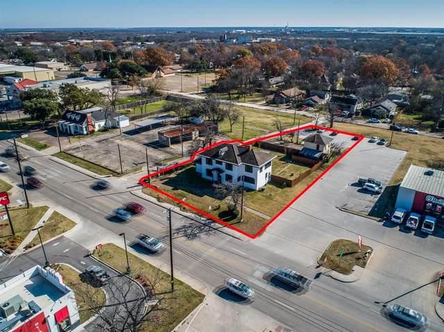 701 W 7th Avenue, Corsicana, TX 75110 (MLS #14488521) :: Premier Properties Group of Keller Williams Realty