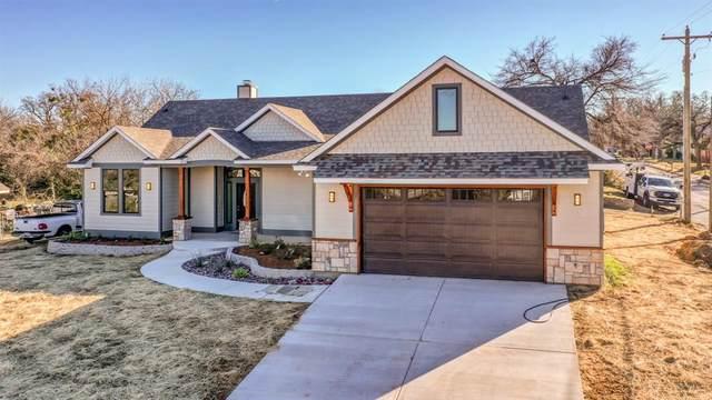 815 W Ball Street, Weatherford, TX 76086 (MLS #14488576) :: Robbins Real Estate Group