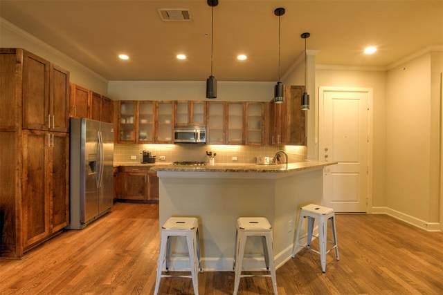 2800 Sandage Avenue #203, Fort Worth, TX 76109 (MLS #14488633) :: Real Estate By Design