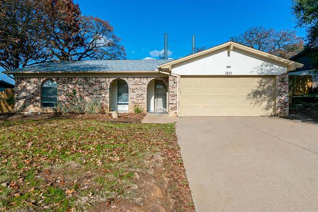 2833 Cummings Drive, Bedford, TX 76021 (MLS #14488653) :: Robbins Real Estate Group