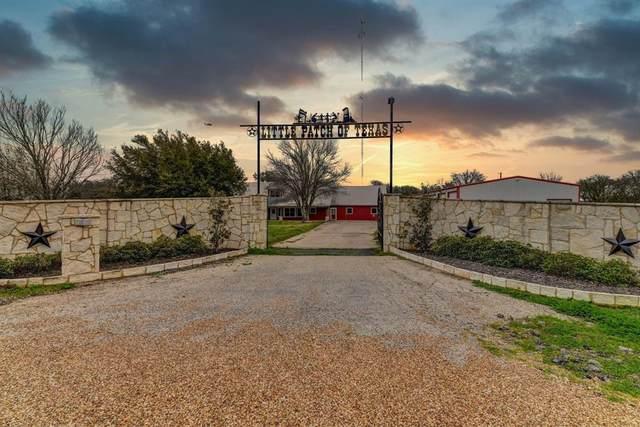 1176 Brigman Road, Maypearl, TX 76064 (MLS #14488703) :: Real Estate By Design