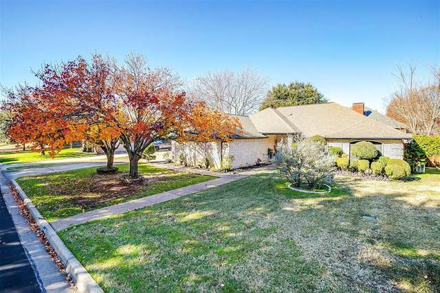 404 Flagstone Drive, Burleson, TX 76028 (MLS #14488737) :: Feller Realty