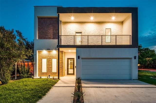 4406 Merrell, Dallas, TX 75229 (MLS #14488781) :: Premier Properties Group of Keller Williams Realty