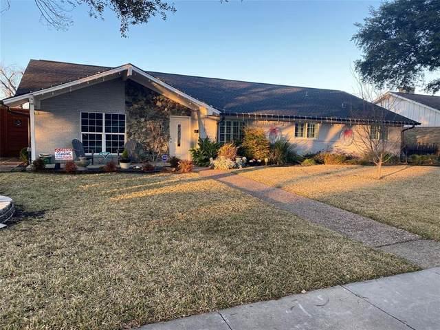 1617 Woodcrest Lane, Carrollton, TX 75006 (MLS #14488905) :: The Mauelshagen Group