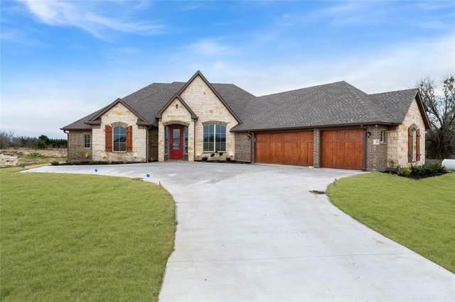 321 Rockett Lane, Red Oak, TX 75154 (MLS #14489071) :: Team Hodnett
