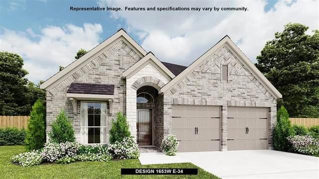 8821 Navidad Fals Drive, Mckinney, TX 75071 (MLS #14489431) :: Robbins Real Estate Group