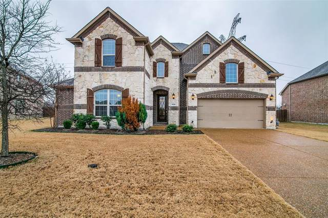 4506 Heavenly Drive, Sachse, TX 75048 (MLS #14489449) :: All Cities USA Realty