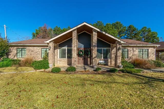 596 Cargill Road, Kilgore, TX 75662 (MLS #14489489) :: The Kimberly Davis Group
